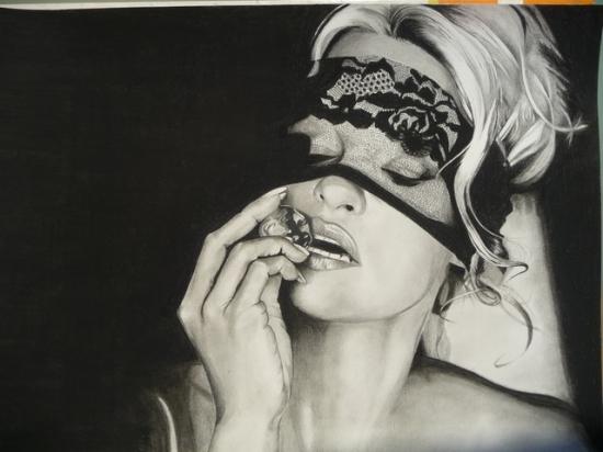 Pamela Anderson par dileg